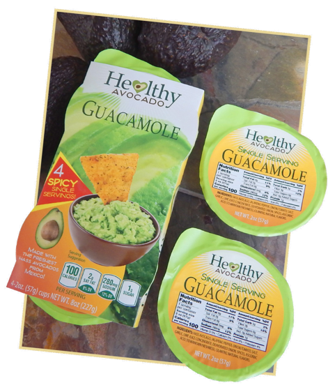 healthy avocado products